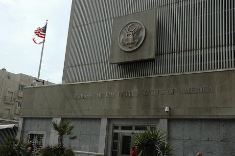 米国大使館(テルアビブ市内)をエルサレムに移すと中東は大騒動になる。